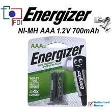 Energizer Rechargable Aaa 700Mah 1.2V 100% Genuine