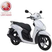 Yamaha Xe Janus Premium Đặc Biệt 2021 (Trắng Ngọc Trai)