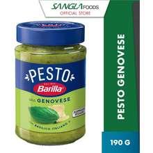 Barilla Pesto Genovese Sauce (190G)