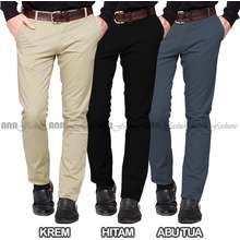 Standard Celana Panjang Lurus Chino/Cino/Chinos Pria/Cowok Murah Berkualitas Promo -