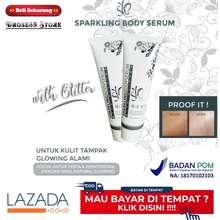 SALE SYB Serum Pemutih Badan - Sparkling Body Serum Original 100% BPOM - Serum Pemutih Kulit