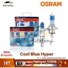 OSRAM Cool Blue Hyper H1 H4 H7 H11 9005 Hb3 9006 Hb4 5300K Đèn Pha Ô Tô Halogen Bóng Đèn Sương Mù