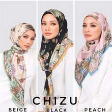 Naelofar Hijab [Ready Stock] - Chizu Square