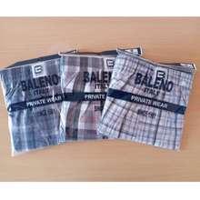 Baleno Original Men'S Boxer Shorts Bl66-17 (Single Pack)