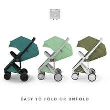 Greentom Upp Classic Stroller (Seat+Canopy)
