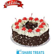 Red Ribbon Black Forest Cake Reg SMS EVoucher