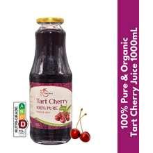 Pomegranate 【GOOD FOR SLEEP JOINT PAIN GOUT】PomeFresh 100% Pure Organic Tart Cherry Juice 1000mL