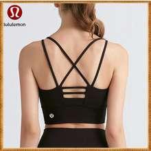 Lululemon Women Yoga Underwear Running Outdoor Quick Drying Shockproof Sports Bra Cs-59 For Running/Yoga/Sports/Fitness