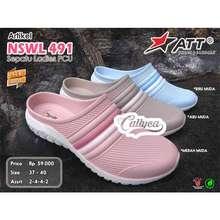 ATT Sepatu Slop Wanita Nswl 491