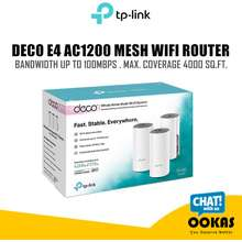 Compare Latest TP-LINK WiFi Boosters Price in Malaysia