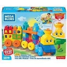 Mega Bloks ABC Train