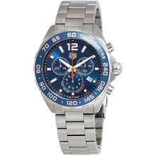 TAG Heuer Formula 1 Chronograph Blue Dial Mens Watch CAZ1014.BA0842