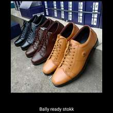 Bally Sepatu Pantofel Kulit