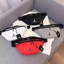 JORDAN [Ready Stock Msia] Air Jordon Fashion Casual Sport Travel Unisex Waist Bag / Chest Bag