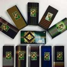 Wadimor Grosir 10 Pcs (1 Dus) Sarung Tenun Asli Motif Padang @Hss Batik (Grosir 10pcs/1 dus)