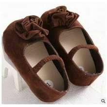 Mothercare sepatu bayi perempuan   prewalker shoes - rose flower 83bcc5e15c
