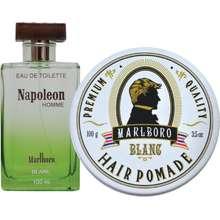 Napoleon Pomade Marlboro Blanc dan EDT Blanc 100 ml