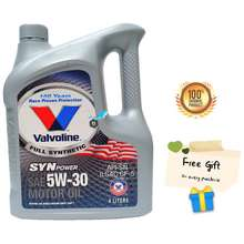 Valvoline Synpower 5W30 Full Synthetic Engine Oil [4L]