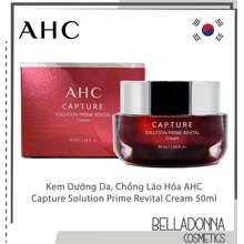 A.H.C [Mẫu Mới] Kem Chống Lão Hóa Capture Solution Prime Revital Cream 50ml