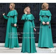 Dress Pesta Ladies Fashion Original Model Terbaru Harga Online Di