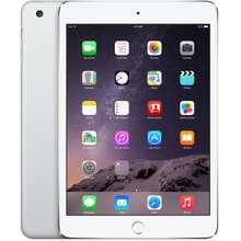 Apple iPad mini 3 Wi-Fi + Cellular 64GB Silver Malaysia
