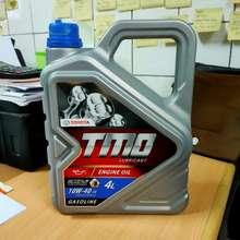 Toyota Oli Gasoline 10w 40 Galon 4 Liter
