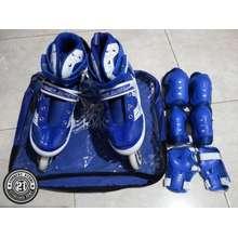 Power sepatu roda inline superb sol banwei + dekker ( pelindung kaki ) fea68f44e3