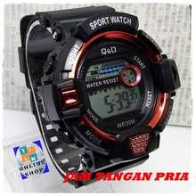Jam Tangan Digital Q Q Original Model Terbaru Harga Online Di Indonesia
