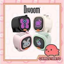 DIVOOM Timoo - Led Screen Pixel Display - Portable Bluetooth Speaker