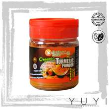 Health Paradise 【】有机黄姜粉 Organic Turmeric Powder (High Curcumin) - 100Gm