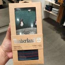 Timberland Original Men Crew Sock With Box And Paperbag