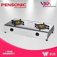 Pensonic Pgc 5601s 2 Burner Gas Stove