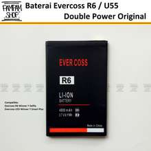 Winner Baterai Handphone Evercoss R6 Y Selfie Double Power Batre Batrai Battery HP Evercross Cross