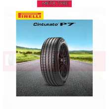 Pirelli Cinturato P7 MADE IN EUROPE (Price include islandwide delivery and installation Various sizes available under variation Click and select yours now) (195/55R15)