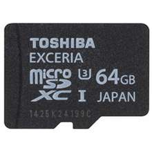 Toshiba 64GB Exceria MicroSD Singapore
