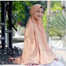 Azalea Azalea Bergo / Bergo jumbo / Hijab Wolfis / Khinar instan jumbo
