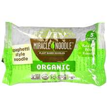 Miracle Noodle , Organic Spaghetti Style Noodle, 7 Oz (200 G)
