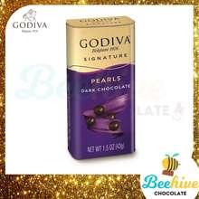 Godiva Pearls Dark Chocolate 43G