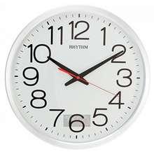 Rhythm Wall Clock 3D Numerals Rtcmg495Nr03