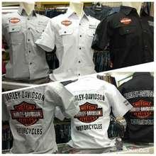 Harley Davidson Kemeja Harley
