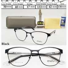 kacamata kotak frame minus owl frame kacamata minus super unisex 9 b14ea8059a