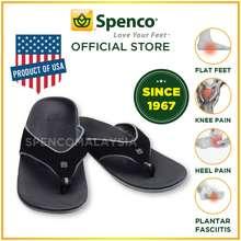 Spenco 🎖100% Original Men Yumi Carbon Arch Support Spur Knee Heel Flat Pain Plantar Fasciitis Orthotic Slipper Sandal