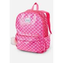 Justice Girls Mermaid Flip Sequin Backpack - Tas Ransel Anak Perempuan (NO SIZE)