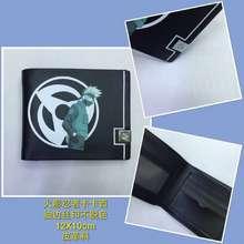 Naruto Anime Bi-Fold Wallet