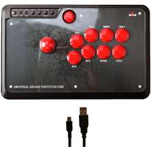 MayFlash Arcade Fightstick F500 for PS4/PS3/ XBOX ONE/XBOX 360/PC/Android