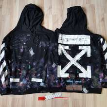Off-White Off White Galaxy Hoodie