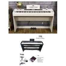 UK Academy of Music Uk Digital Piano 88 Standard Keyboard Weighted Keys