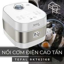 Tefal Nồi Cơm Điện Cao Tần - Rk762168 - 1.5L - Thương Hiệu Pháp