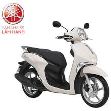 Yamaha Xe Janus Standard Tiêu Chuẩn 2021 (Trắng Sữa)