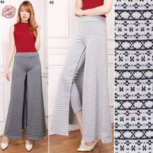 168 Collection Best Celana Rok Joger Layer Febby Long Pant